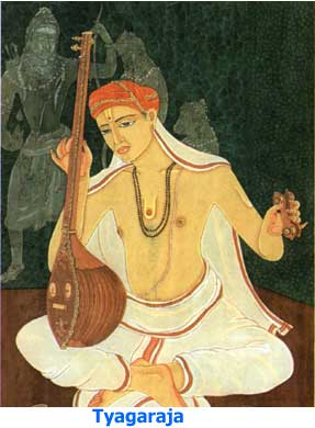 Kakarla Tyagabrahmam (Tyagaraja)