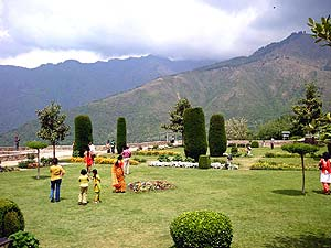 Sai en Cachemira
