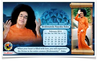 Radio Sai Calendars     Download - March 2014       Download - February 2014    Download - february 2014