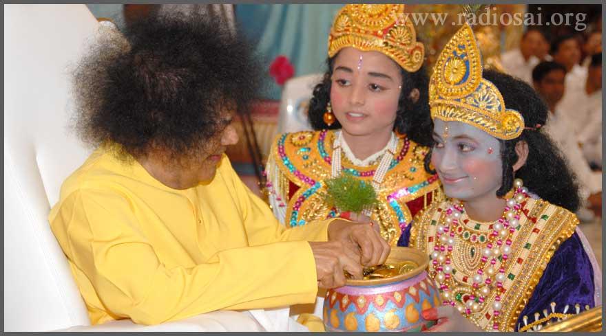 Кришна Джанмаштами
