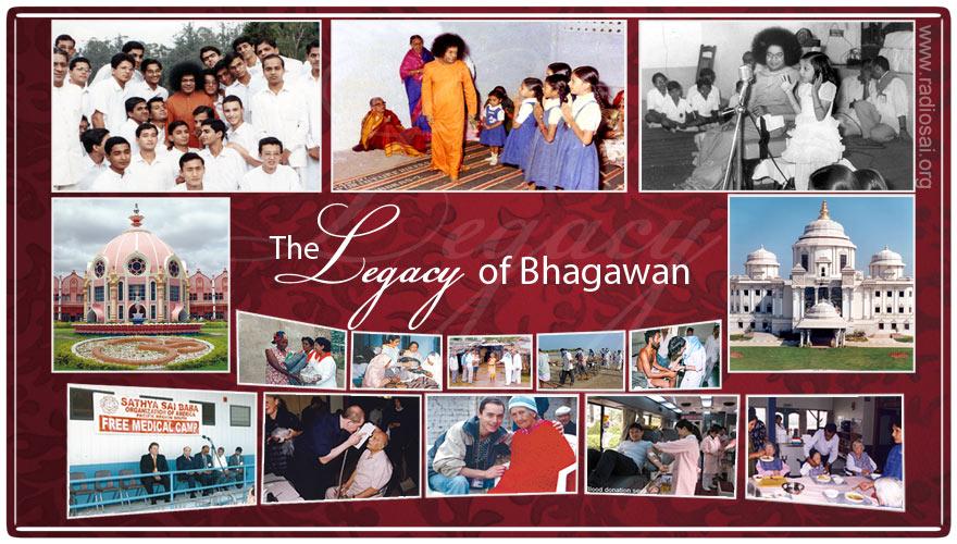 lagecy de Bhagavan Sri Sathya Sai Baba