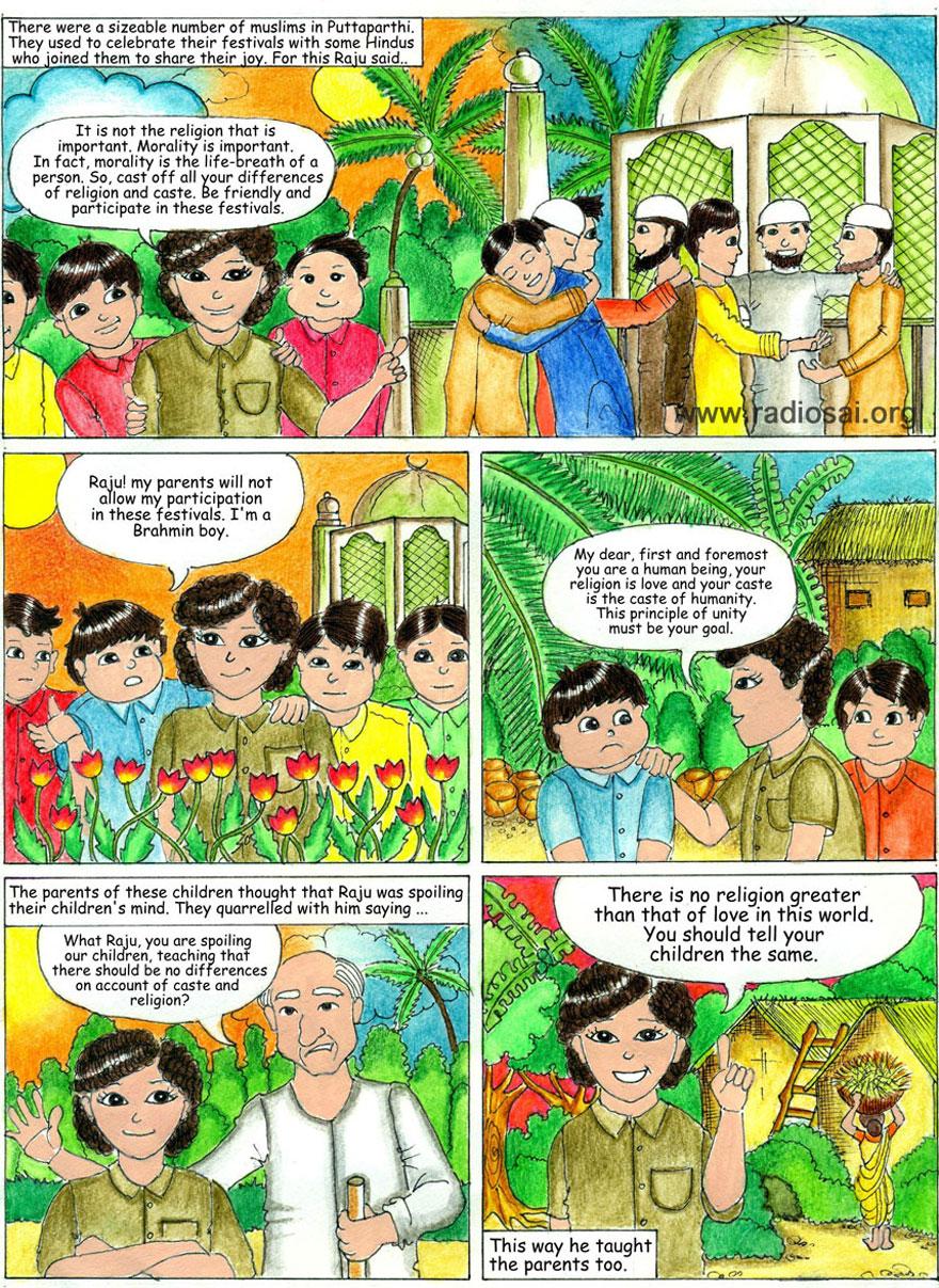 journals story comics chapter