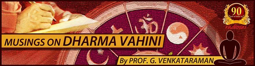 REFLEXIONES SOBRE DHARMA Vahini - 01