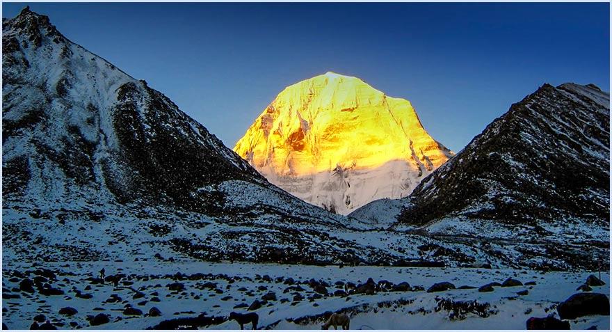 Sai Shiva Takes Us to Kailash and Manasarovar